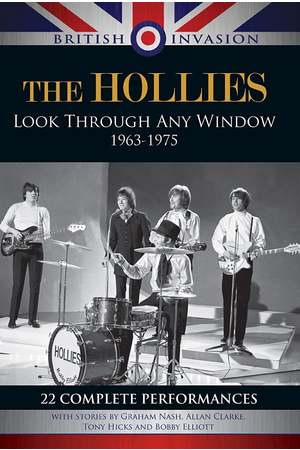 Poster: The Hollies: Look Through Any Window 1963-1975