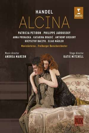 Poster: Handel: Alcina