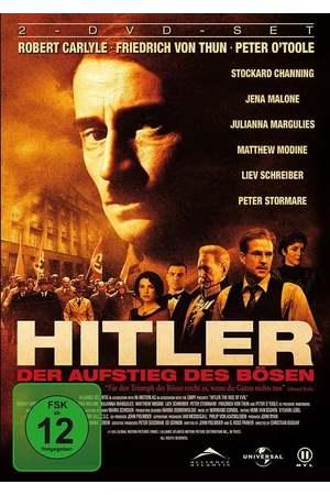 Poster: Hitler - Aufstieg des Bösen