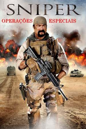 Poster: Sniper: Special Ops