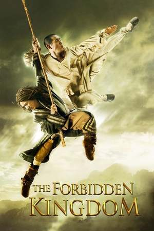 Poster: The Forbidden Kingdom