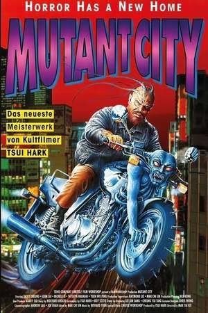 Poster: Mutant City