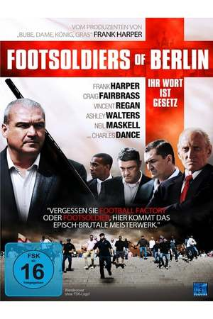 Poster: Footsoldiers of Berlin
