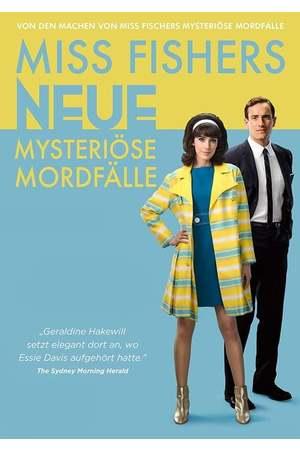 Poster: Miss Fishers neue mysteriöse Mordfälle
