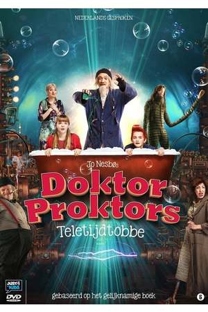 Poster: Doktor Proktors Zeitbadewanne