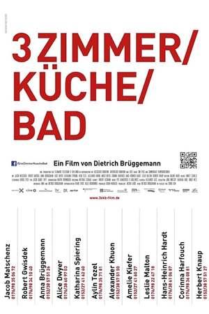 Poster: 3 Zimmer/Küche/Bad