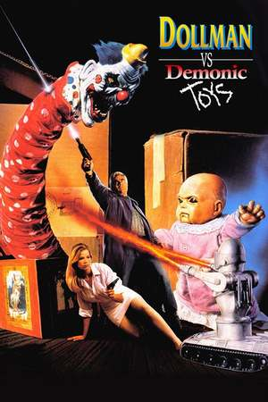 Poster: Tod im Spielzeugland - Dollman vs. Demonic Toys