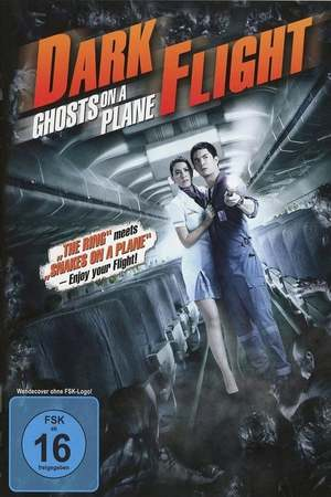 Poster: Dark Flight - Ghosts on a Plane