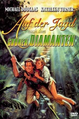 Poster: Auf der Jagd nach dem grünen Diamanten