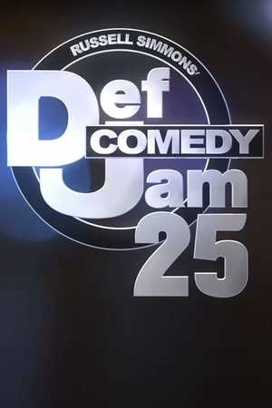 Poster: Def Comedy Jam 25