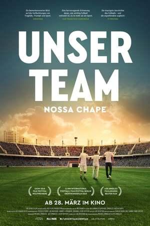 Poster: Unser Team - Nossa Chape