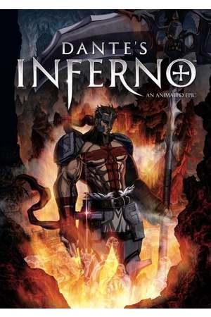 Poster: Dante's Inferno - Ein animiertes Epos