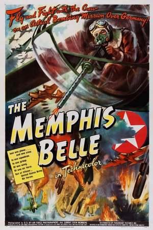 Poster: Die Memphis Belle - Die Geschichte einer fliegenden Festung