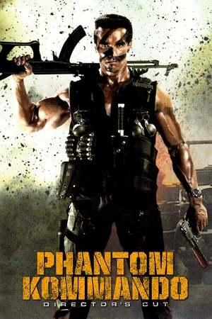 Poster: Das Phantom Kommando