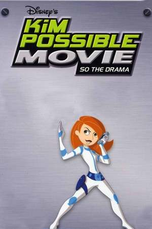 Poster: Kim Possible - Invasion der Roboter