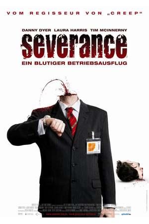Poster: Severance - Ein blutiger Betriebsausflug