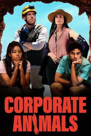 Poster: Corporate Animals