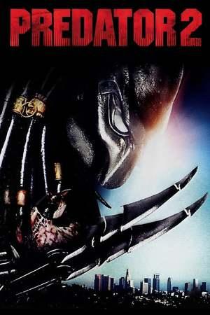 Poster: Predator 2
