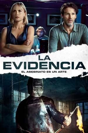 Poster: Evidence - Auf der Spur des Killers