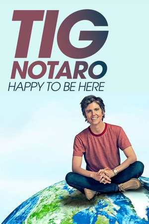 Poster: Tig Notaro: Happy To Be Here