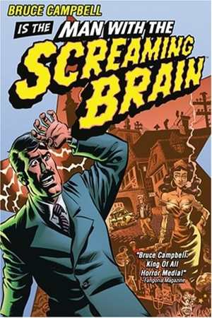 Poster: Man With the Screaming Brain