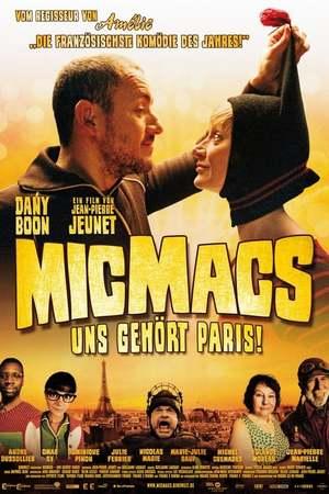Poster: Micmacs - Uns gehört Paris!