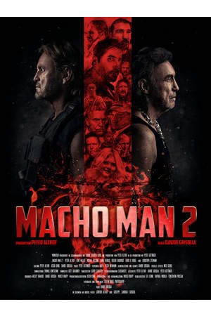 Poster: Macho Man 2