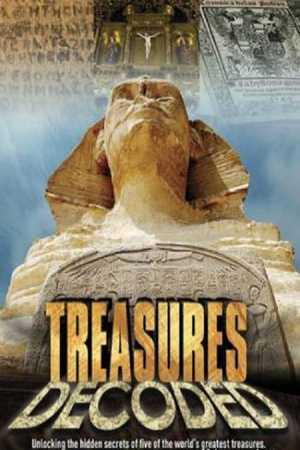 Poster: Treasures Decoded – Jäger der verlorenen Schätze