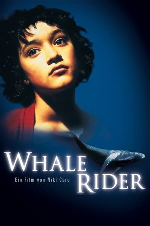 Poster: Whale Rider