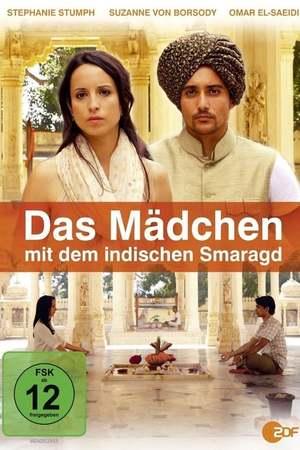 Poster: Das Mädchen mit dem indischen Smaragd