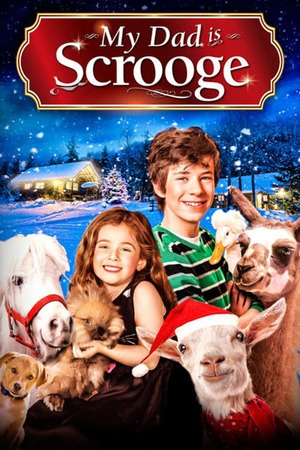 Poster: Eine tierische Weihnachtsgeschichte