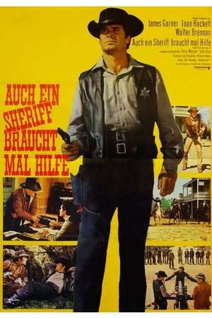 Poster: Auch ein Sheriff braucht mal Hilfe