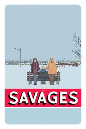 Poster: Die Geschwister Savage