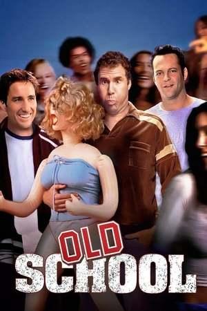 Poster: Old School - Wir lassen absolut nichts anbrennen