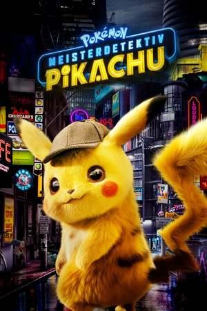 Poster: Pokémon: Meisterdetektiv Pikachu