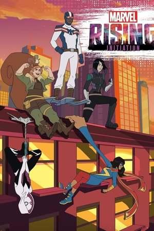 Poster: Marvel Rising: Initiation