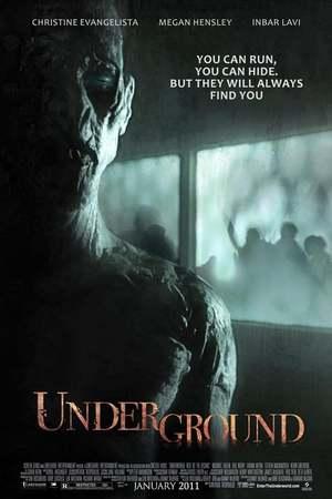 Poster: Underground - Tödliche Bestien