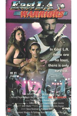 Poster: East L.A. Warriors