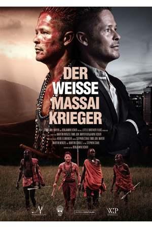 Poster: Der Weisse Massai Krieger