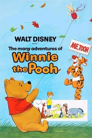 Poster: Die vielen Abenteuer von Winnie Puuh