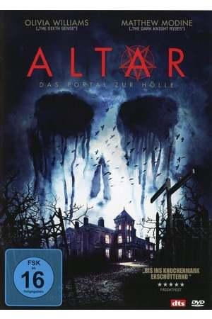 Poster: Altar - Das Portal zur Hölle