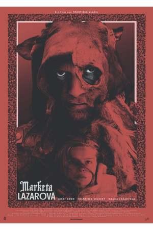 Poster: Markéta Lazarová