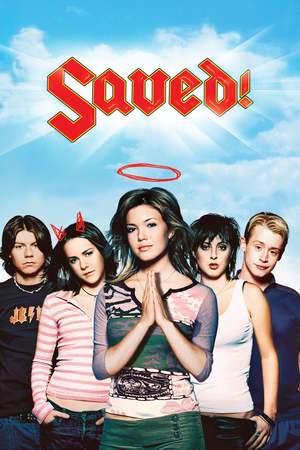 Poster: Saved! - Die Highschool Missionarinnen
