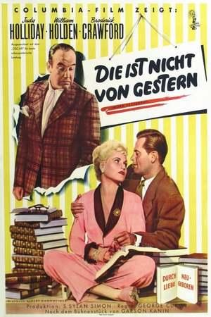 Poster: Die Ist Nicht Von Gestern