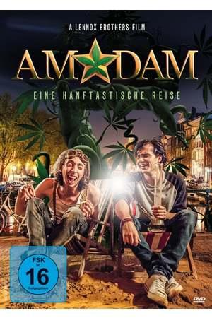 Poster: AmStarDam - Eine Hanftastische Reise