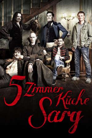 Poster: 5 Zimmer Küche Sarg
