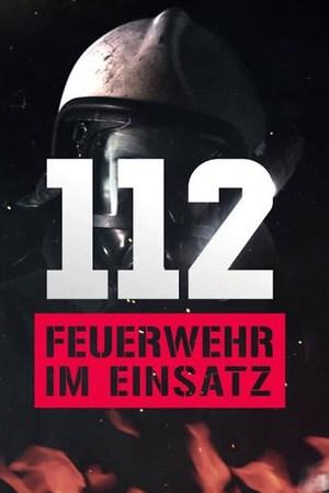 Poster: 112: Feuerwehr im Einsatz
