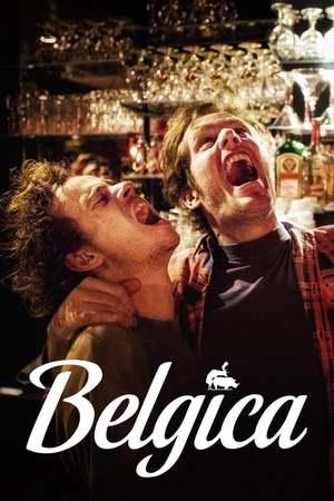 Poster: Café Belgica