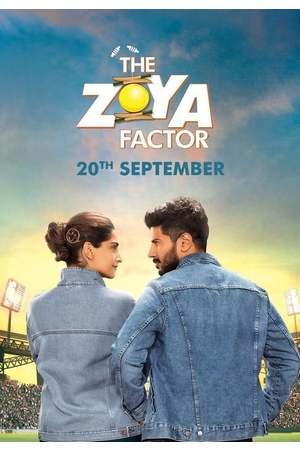 Poster: The Zoya Factor