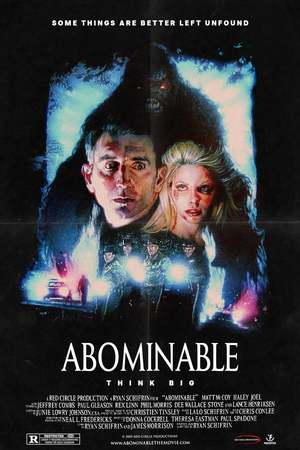 Poster: Abominable